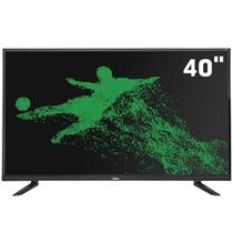 Smart TV LED Full HD 40 Pol Philco  Android Wi-Fi  Som Surround Entradas HDMI e USB - PH40E20DSGWA