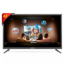 Smart tv led full hd 43 polegadas semp tcl l43s3900fs - Semp Toshiba