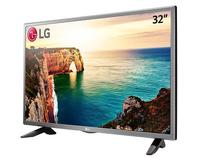 "Smart TV LED LG 32"" LJ600B - LG -"