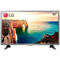 Smart TV LED LG 32 Polegadas webOS HDMI USB Conversor Digital 32LJ600B - Lg som imagem