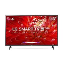 """Smart TV LED LG 43LM6300 43"""", Full HD, HDR Ativo, WebOS 4.5, LG ThinQ AI, Quad Core, 2 USB, 3 HDMI -"""