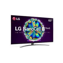Smart TV LED LG 65 UHD 8K 65NANO96 NanoCell Bluetooth HDR Inteligência Artificial ThinQ Al -