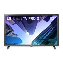 Smart TV LED PRO 32'' HD LG 32LM621 3 HDMI 2 USB Wi-fi Conversor Digital -