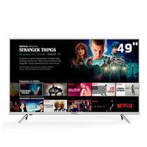 Smart TV LED Semp Toshiba 49 Polegadas TCL com Conversor Digital USB 3 HDMI 4K 49K1US -