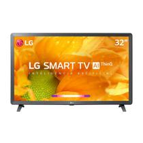 "Smart TV LG 32"" HD HDR Ativo Inteligência Artificial ThinQ AI Virtual Surround Sound -"