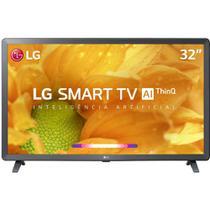 Smart TV LG 32'' Led 32LM625 HD Thinq AI Conversor Digital Integrado 3 HDMI 2 USB Wi-Fi -