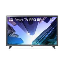 "Smart Tv Lg 32"" Led Smart Pro Wi-Fi Hd Hdmi USB Conversor Digital - 32lm621c -"