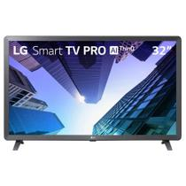 Smart TV LG 32 Polegadas LED AI ThinQ com Bluetooth 03 HDMI e 02 USB