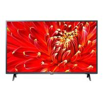 """Smart TV LG 43"""" LED LG 43LM6300PSB Full HD com Wi-Fi, 2 USB, 3 HDMI, ThinQ AI, Bluetooth, WebOS 4.5, HDR Ativo e 60Hz -"""