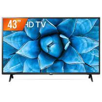 """Smart Tv LG 43"""" UHD 4K HDMI USB Wi-Fi Bluetooth - 43UN731C0SC -"""