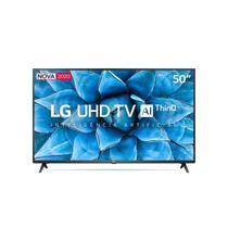 Smart TV LG 50'' 4K UHD, Wi-Fi, Bluetooth, HDR, Inteligência Artificial ThinQ AI, Alexa e Controle Smart Magic -