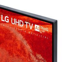 """Smart TV LG 50"""" LED UHD 4K ThinQ Ai 50UM7510 -"""