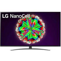 "Smart TV LG 55"" 4K IPS NanoCell WiFi Bluetooth HDR Inteligencia Artificial ThinQAI Google Alexa IO -"