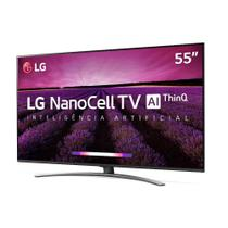"Smart Tv LG 55"" Nano Cell UHD 4K Smart Magic 55SM81000PSA -"