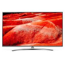 Smart TV LG 55 Polegadas LED 55UM7650PSB Ultra 4K HDR Ativo com Inteligência Artificial Prata -