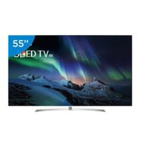 Smart TV LG 55 Ultra HD 4K Wi-Fi Integrado HDMI USB OLED55B7P - Lg som imagem