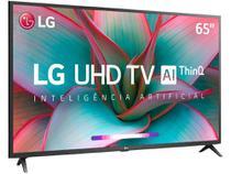 "Smart Tv LG 65"" UHD 4K Controle Smart Magic ThinQ Ai 65UN7310PSC -"