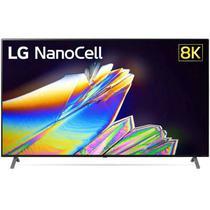 "Smart TV LG 75"" 75NO95S 8K IPS NanoCell BT Inteligência Artificial ThinQAI Google Alexa IOT Preta -"