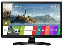 """Smart Tv Lg Led 28"""" 28mt49s-ps Hd Com Conversor Digital Wi-fi Integrado 2 Hdmi 1 Usb Webos 3.5 Apps - Samsung"""