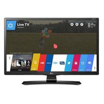 Smart TV LG LED 28 28MT49S-PS HD com Conversor Digital Wi-Fi Integrado 2 HDMI 1 USB WebOS 3.5 Apps