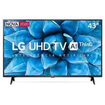 "Smart TV LG LED 4K 43"" com Active HDR, Filmmaker Mode e Wi-Fi - 43UN7300PSC -"