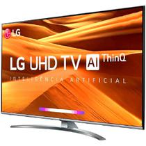 "Smart TV LG LED 4K 65"" 65UM761C -"