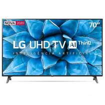 "Smart TV LG LED 4K 70"" com ThinQ AI, Smart Magic e Wi-Fi - 70UN7310PSC -"
