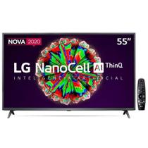 "Smart TV LG NanoCell 55"" Led Ultra HD 4K 55NANO79SND -"