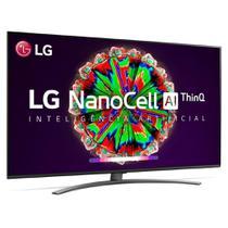 "Smart TV LG NanoCell 65"" Ultra HD -"