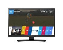 "Smart TV Monitor 24""HDTV Conv TV Digital 2 HDMI USB Wi-Fi WebOS 3.5 LG -"