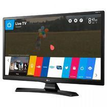 "Smart TV Monitor 28"" LED LG, Preta, 28MT49S-OS, Wi-Fi, USB -"