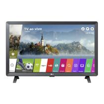 Smart TV Monitor LG LED 24 HD Wi-Fi USB HDMI 24TL520S-PS.AWZ -