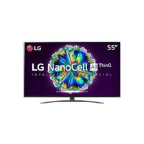 Smart Tv Nanocell 55 Polegadas LG NANO86SNA UHD 4K IPS Wi-Fi Bluetooth HDR -