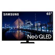"""Smart TV Neo QLED 65"""" 4K Samsung 65QN85A, Mini Led, Painel 120hz, Processador IA, Som em Movimento, Tela sem limites, Design slim, Alexa built in -"""