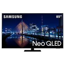 """Smart TV Neo QLED  85"""" 4K Samsung 85QN85A, Mini Led, Painel 120hz, Processador IA, Som em Movimento, Tela sem limites, Design slim, Alexa built in -"""