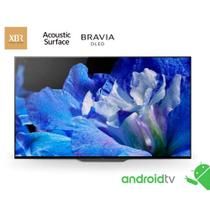 """Smart TV OLED 55"""" Sony 4K/Ultra HD XBR-55A8F - Android TV, Som na Tela Acoustic Surface, DLNA -"""