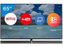 "Smart TV OLED 65"" Panasonic 4K/Ultra HD TC-65EZ100 - Conversor Digital 3 USB 4 HDMI"