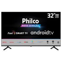 "Smart TV Philco 32"" PTV32E20AGBL LED Android -"