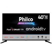 Smart Tv Philco 40 Polegadas Full HD Android PTV40G71AGBL -