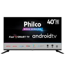 "Smart TV Philco 40"" PTV40G71AGBL LED Android -"