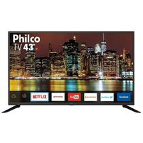 Smart TV Philco 43 TV43G50SN LED Full HD USB HDMI Cinza Bivolt -
