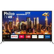 "Smart TV Philco 49"" PTV49G50SN 4K - Netflix -"