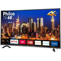 Smart Tv Philco 4K Led 49 Polegadas PTV49F68DSWN