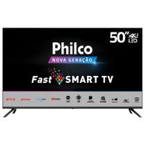 Smart TV Philco 50 Polegadas 4K  LED  PTV50G70SBLSG -
