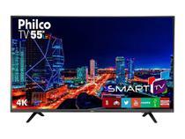 Smart TV Philco 55 LED UltraHD 4K Titânio PTV55U21DSWNT - Bivolt -