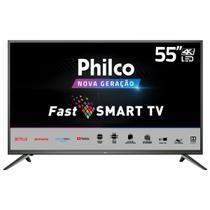 "Smart TV Philco 55"" PTV55M60SSG 4K LED - Netflix -"