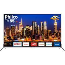 "Smart TV Philco 55"" PTV55Q50SNS 4K LED - Netflix -"