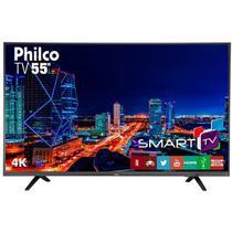 """Smart TV Philco 55"""" PTV55U21DSWNT 4K Led  - Netflix -"""