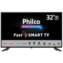 "Smart Tv Philco HD Conversor Digital LED 32"" PTV32N5SE10H -"