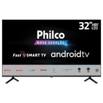 Smart TV Philco LED 32 Polegadas PTV32E20AGBL